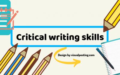 Critical writing skills