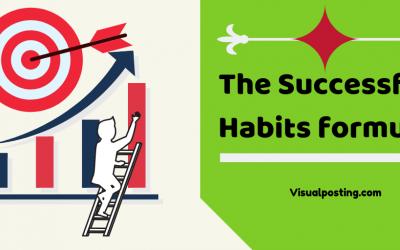 The Successful Habits formula