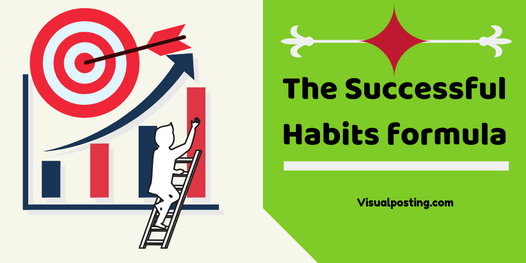 The Successful Habits formula