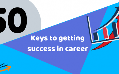 50 keys to getting success in your career