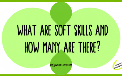 What are soft skills and How many are there?