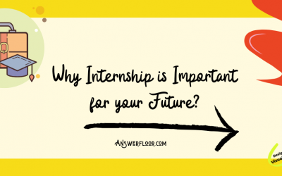 Why Internship is Important for your Future?