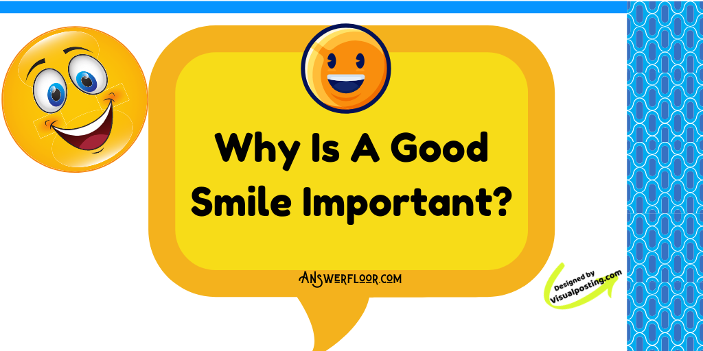 good smile important
